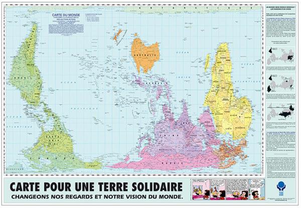 carte terre solidaire carte inversée