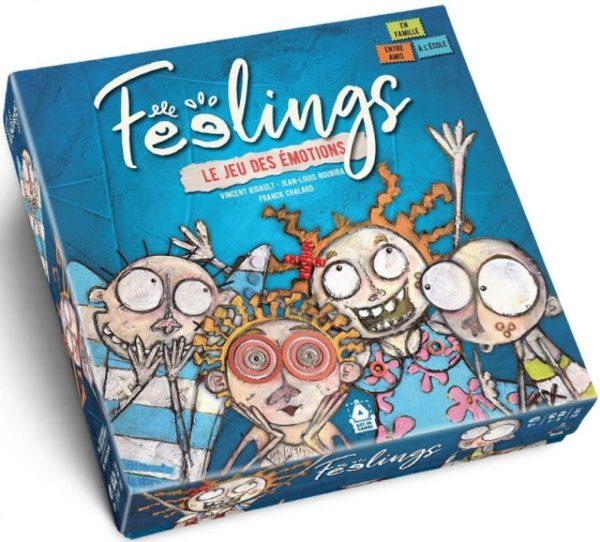 Feelings jeu émotions